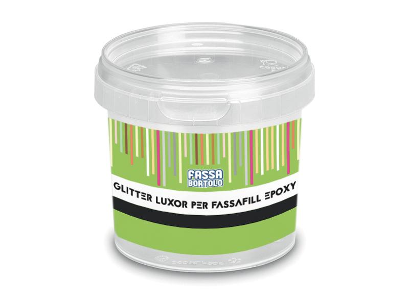 GLITTER LUXOR PER FASSAFIL EPOXY: Brilho para aditivar FASSAFILL EPOXY