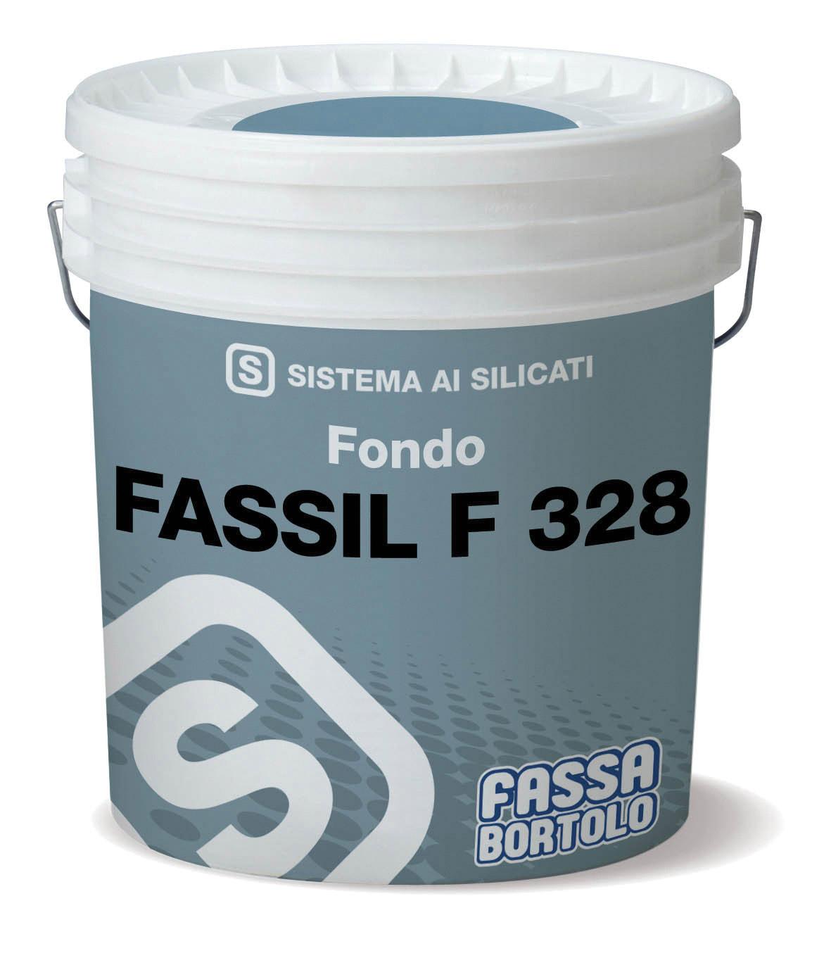 FASSIL F 328: Primário mineral à base de silicatos