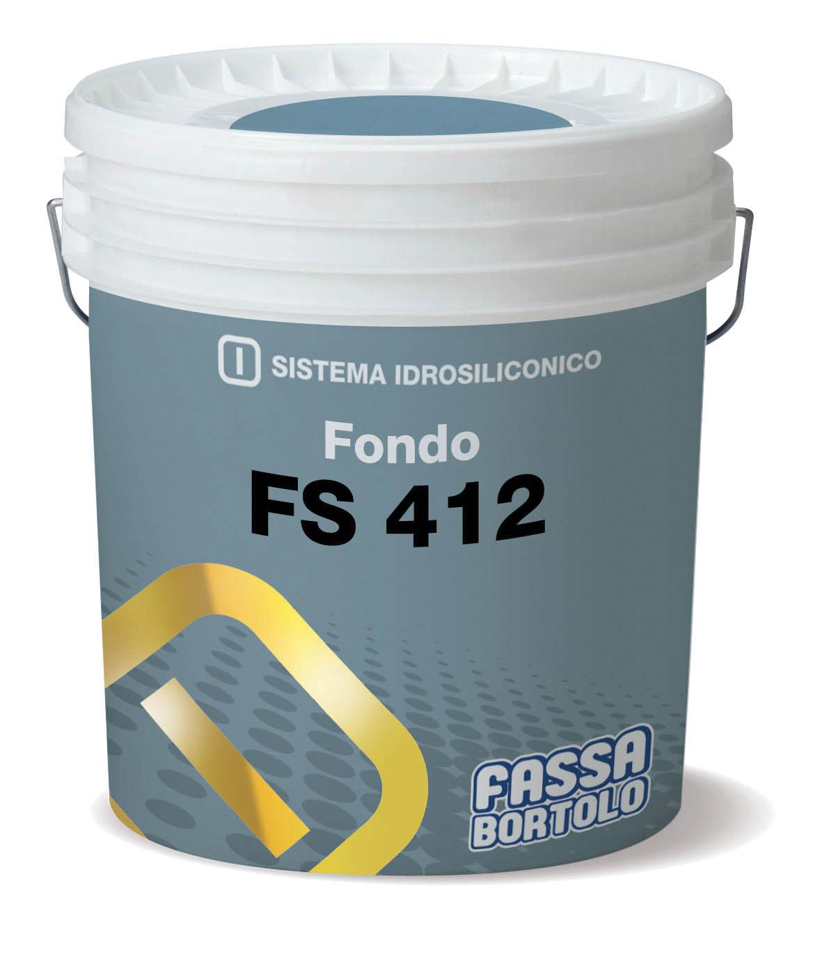 FS 412: Primário para ciclos siloxânicos