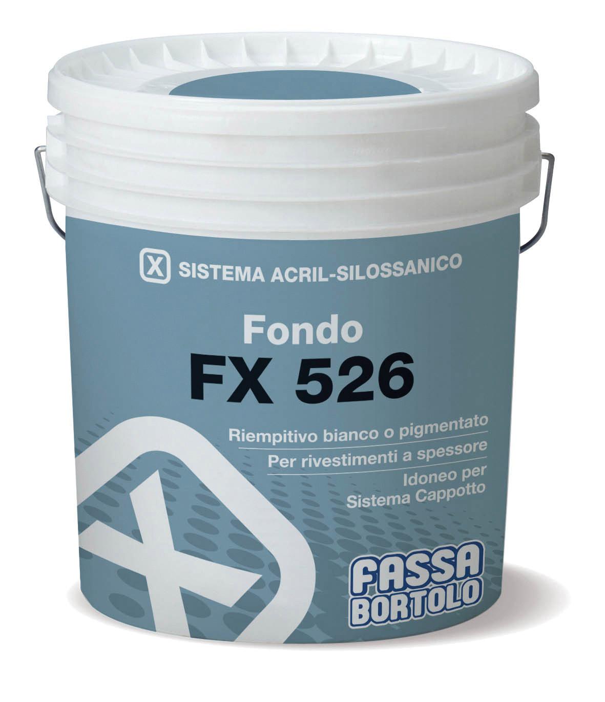 FX 526: Primário de fixação pigmentado universal