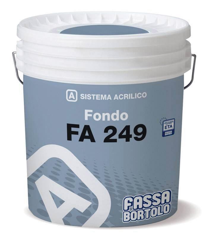 FA 249: Primário para sistemas acrílicos