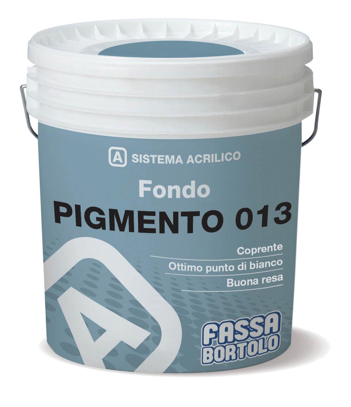 PIGMENTO 013: Primário pigmentado para interior