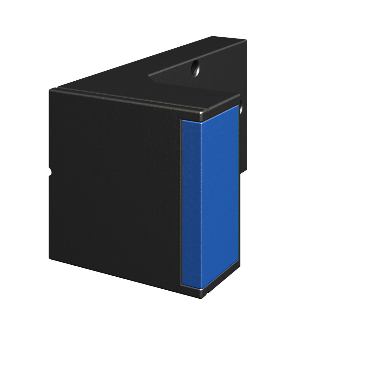 FASSA K1-PE: Suporte em poliuretano para a fixação de dobradiças para portadas.Disponível até 200 mm de espessura