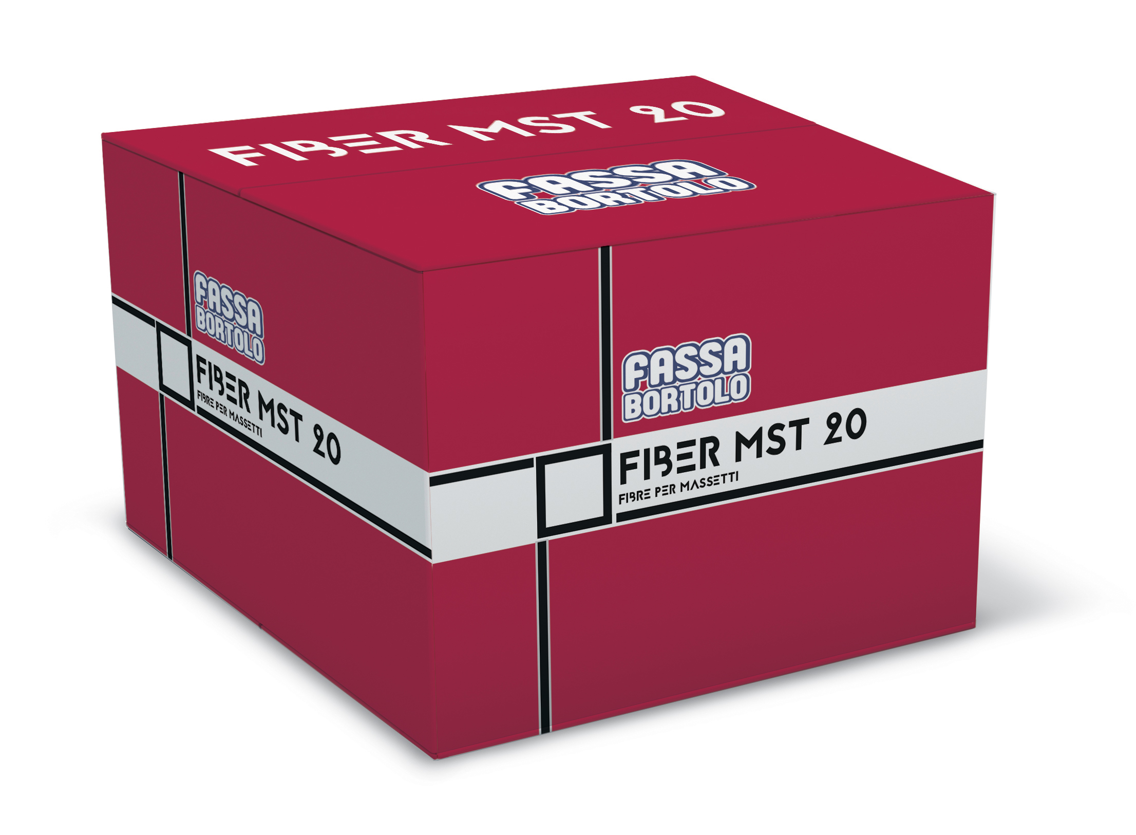 FIBER MST 20: Fibras poliméricas de alta tenacidade para o reforço de betonilhas